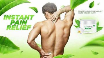 Instant Pain Relief Pain Rub